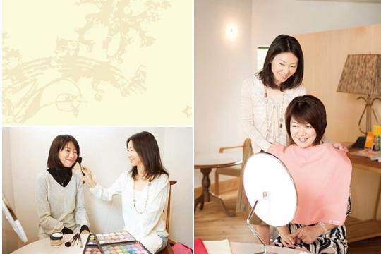 パーソナルカラー診断、メイクセラピー|カラーの仕立て屋アプリーレ(パーソナルカラー診断・愛媛・松山